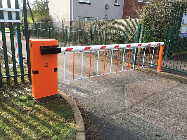 Security Automated Barrier