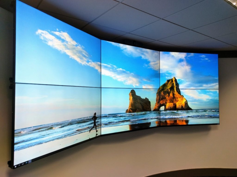 Indoor LED Video Walls