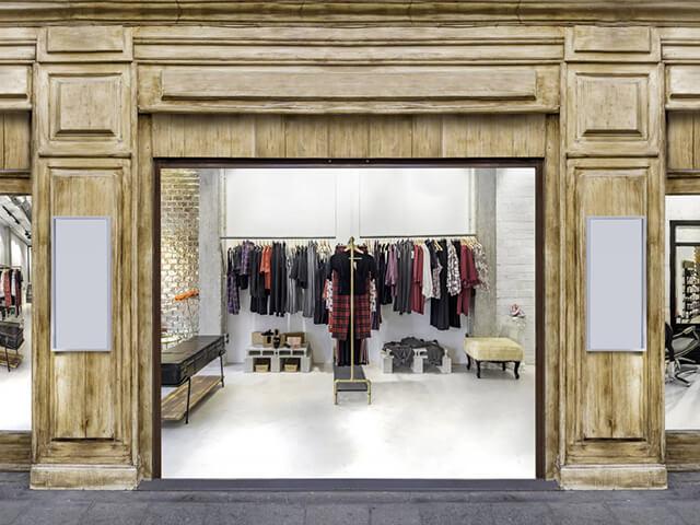 Commercial Shop Fronts Bedfordshire