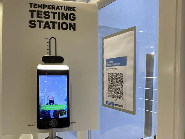 Temperature Testing Stations