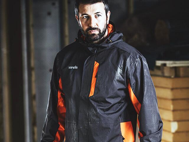 Scruffs Hi Vis Workwear Jackets