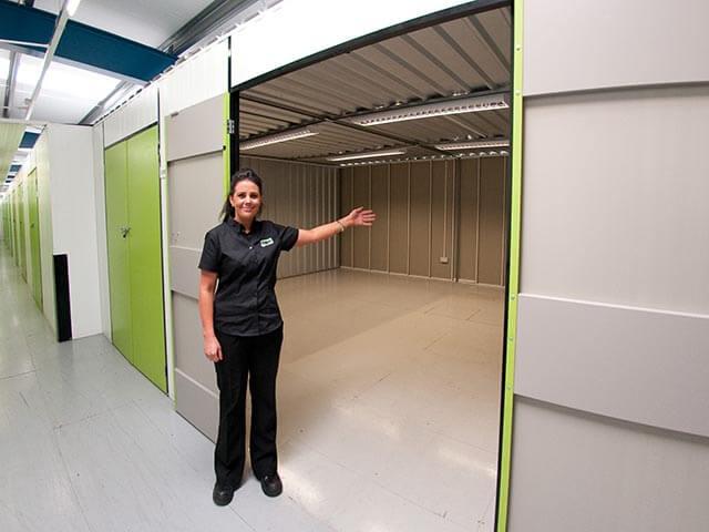 Personal Self Storage in Wigan