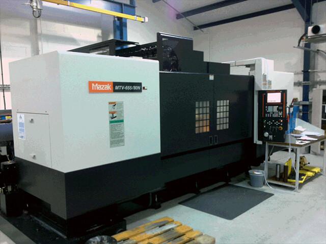 Mazak CNC Servicing