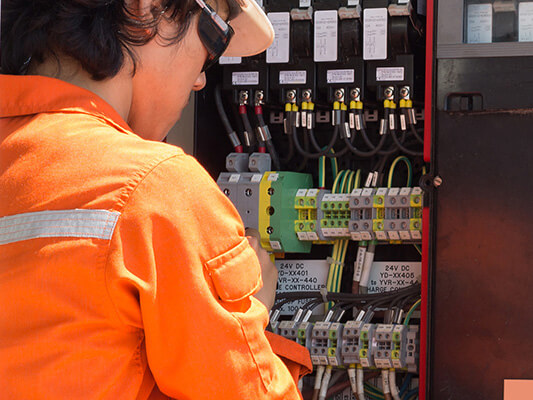 Electrical installation Maintenance