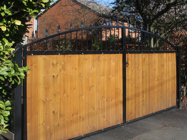 Commercial Automated Gates Hampshire