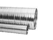 Spiral Tube Ducting