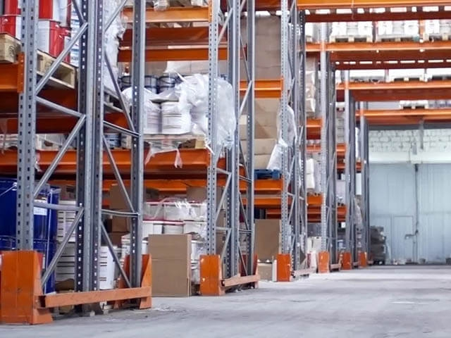 Warehouse Racking