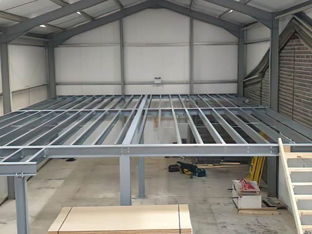 Steel and Aluminium Fabrication