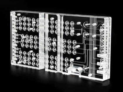Microfluidic Manifolds