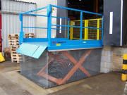 Loading Bay Lifts
