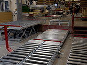 Lifts with Integrated Conveyors