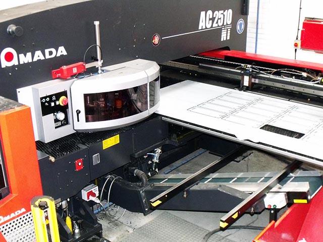 CNC Laser Profiling