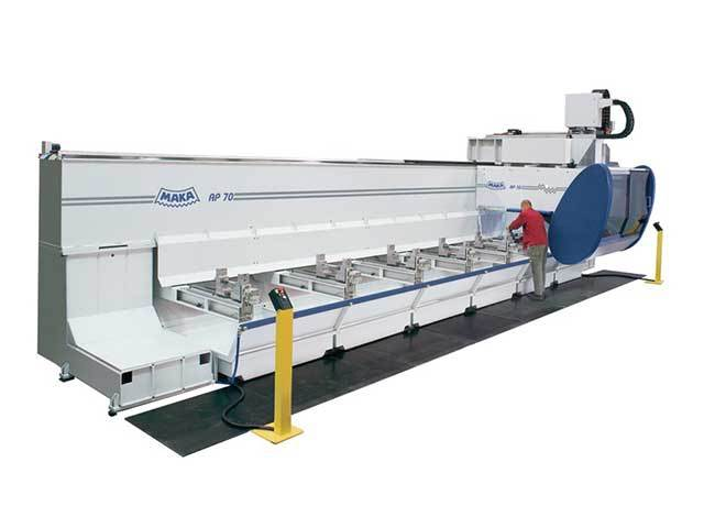 Aluminium Machinery - AP 70