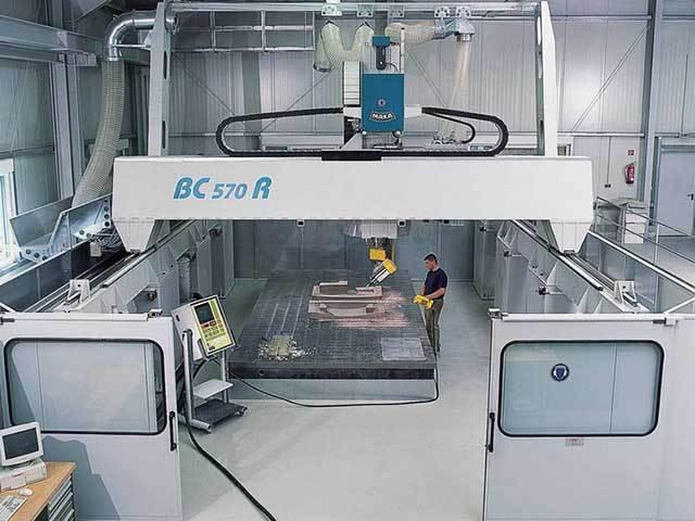 Aluminium Machinery - BC 570
