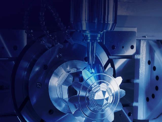 5-Axis Precision Machining