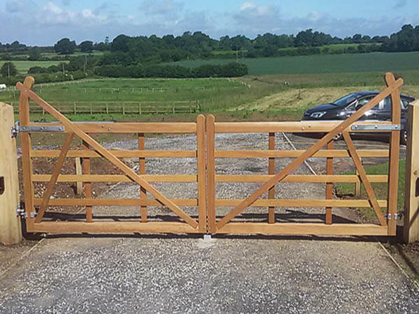 Hardwood Gate Designs