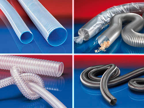 Industrial Hose & Ducting