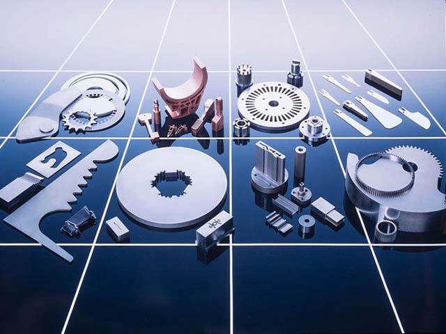 EDM Machined Components