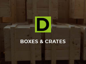 Boxes & Crates