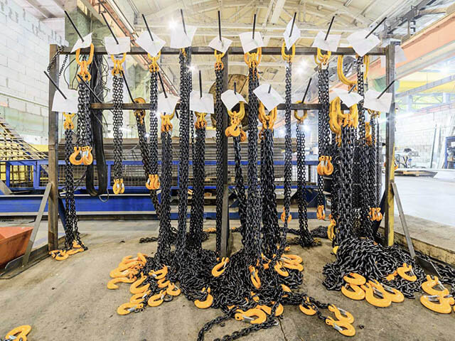 Chain & Hardware
