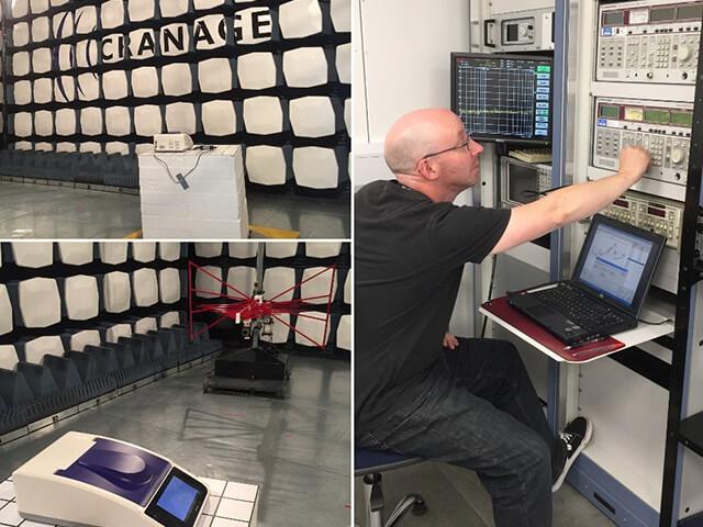 EMC Testing Lab