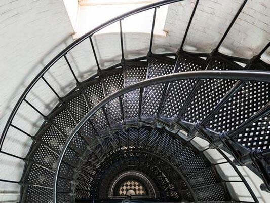 Bespoke Metal Staircases