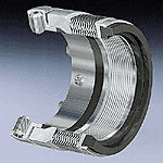 High Temperature Metal Bellows Single Seal
