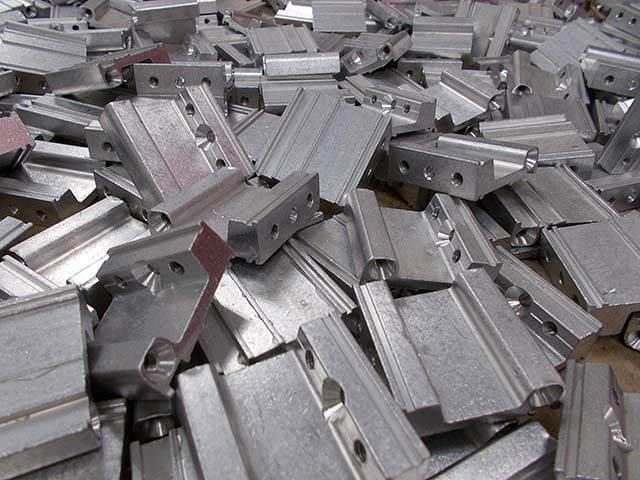 Aluminium Component Preparation