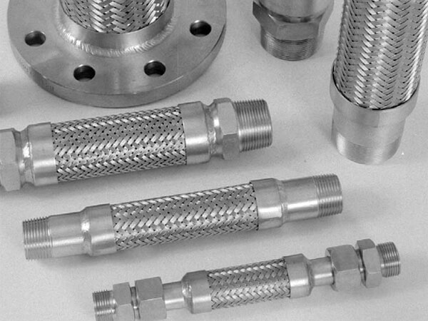 Stainless Steel Pump Connectors