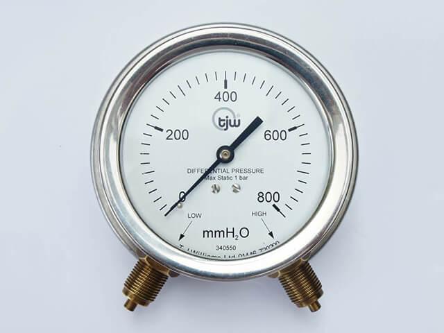 Differential Pressure Gauges