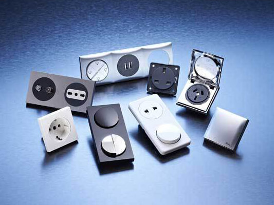 Berker Sockets and Switches