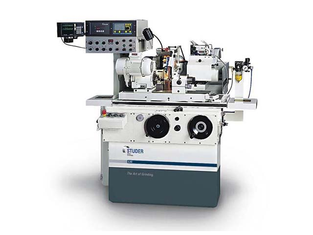 Studer S20 Manual Grinding Machine