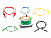 Test Leads, Patch, Cords, Extensions