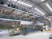 French Connection Mezzanine Flooring