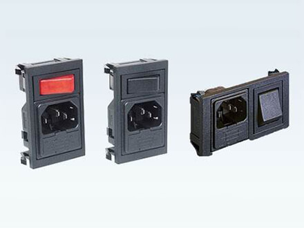 Power Inlet Modules