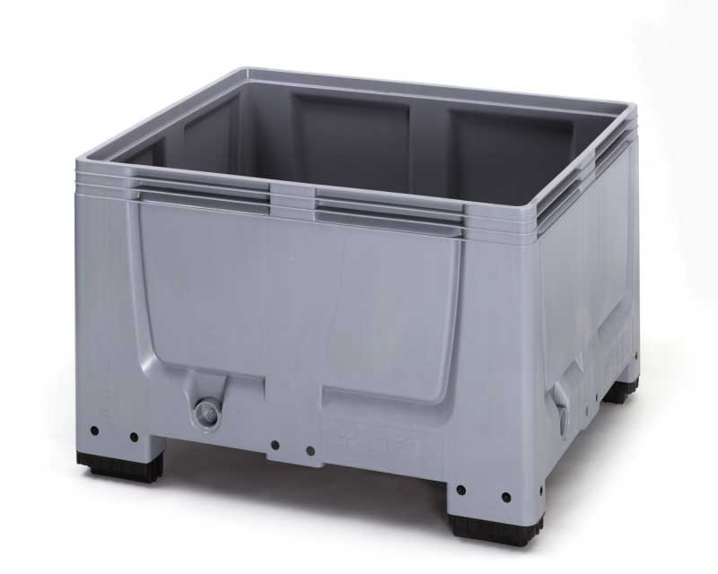 Plastic Pallet Boxes and Bulk Storage Containers