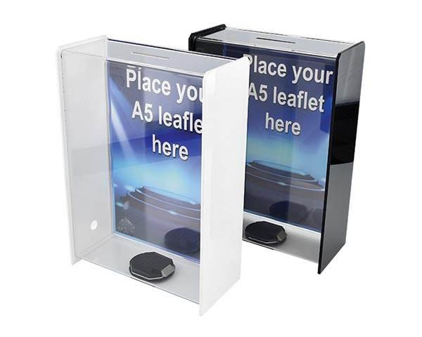 Interchangable Collection Boxes