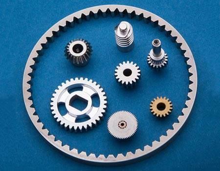 Precision CNC Gear Cutting