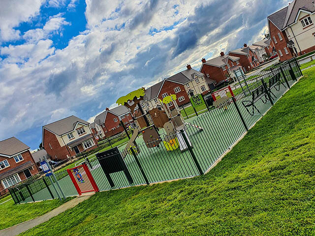Playground Gates Fencing