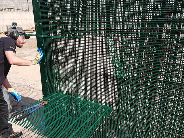 Tested Approved Fencing Systems