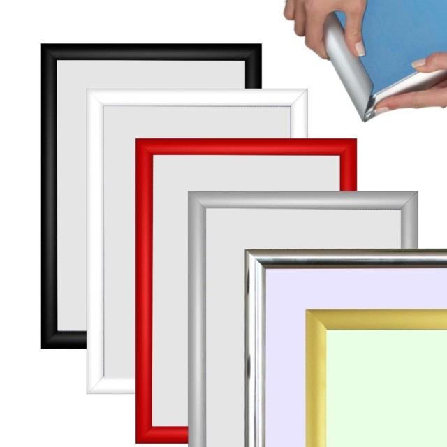 A4 Snap frames - Snap poster frames