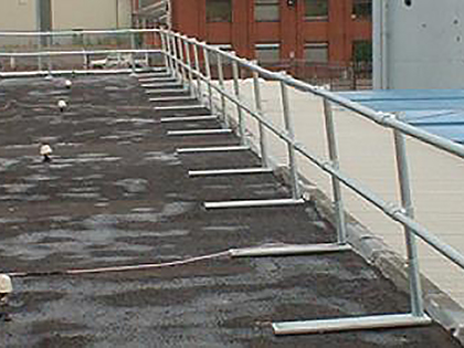 Fixed and Free Standing Handrail System