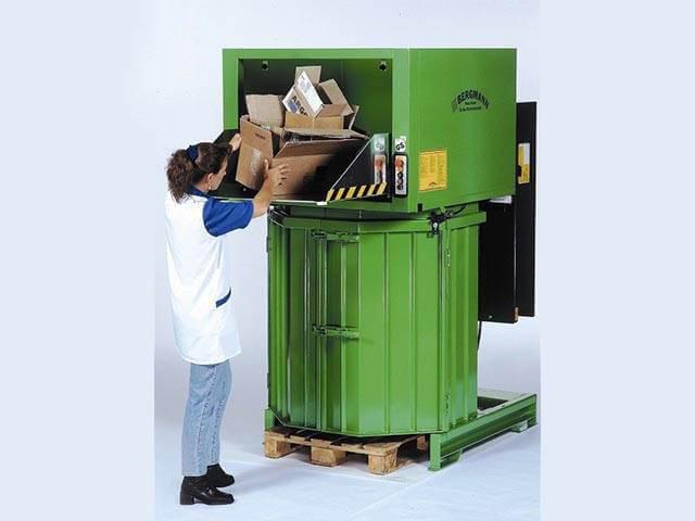Bergmann Roto Compactor PS 8100