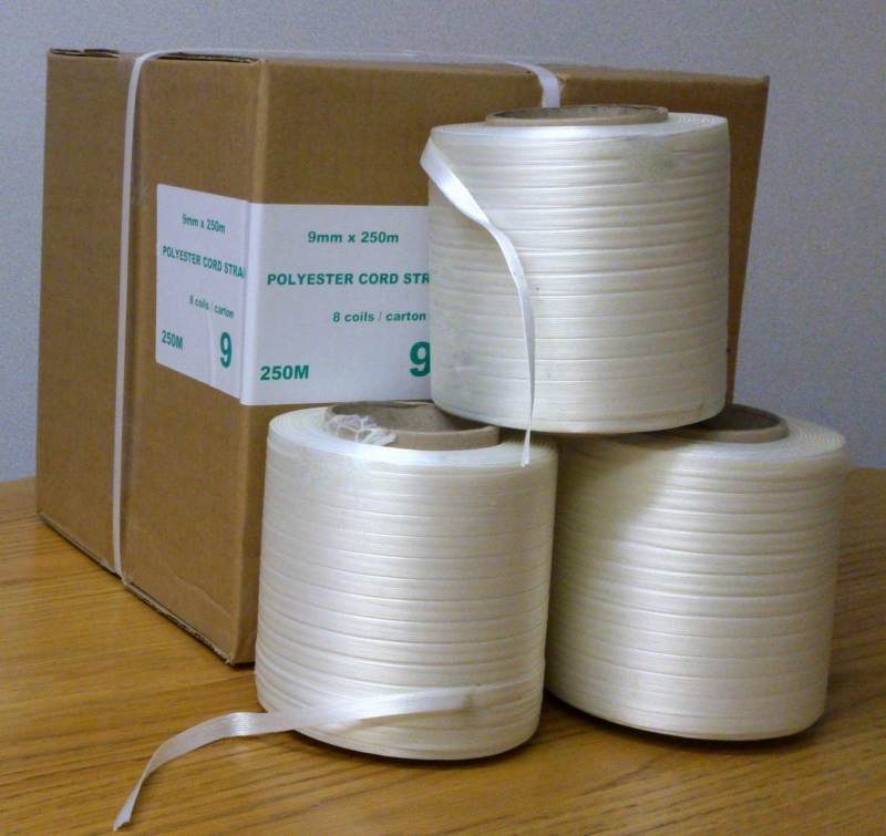 Reduced prices on Baling strapping