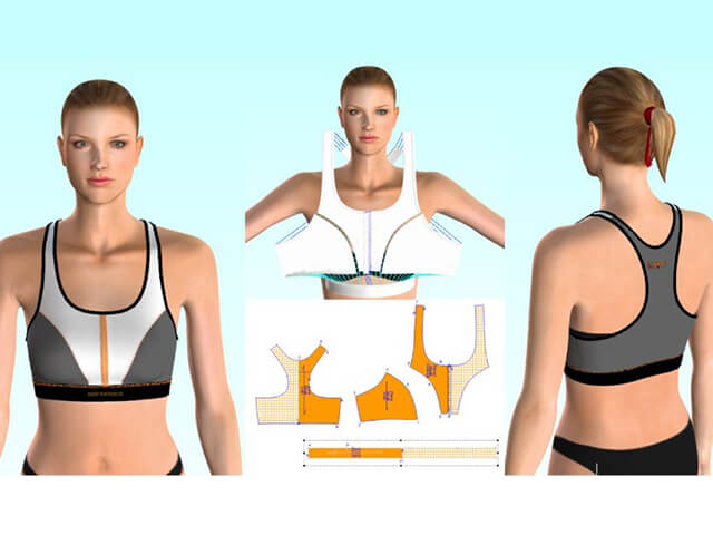 Clothing CAD Software