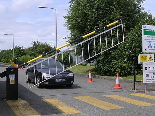 Automatic Rising Arm Barrier