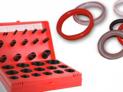 Rubber O rings standard or custom material & sizes