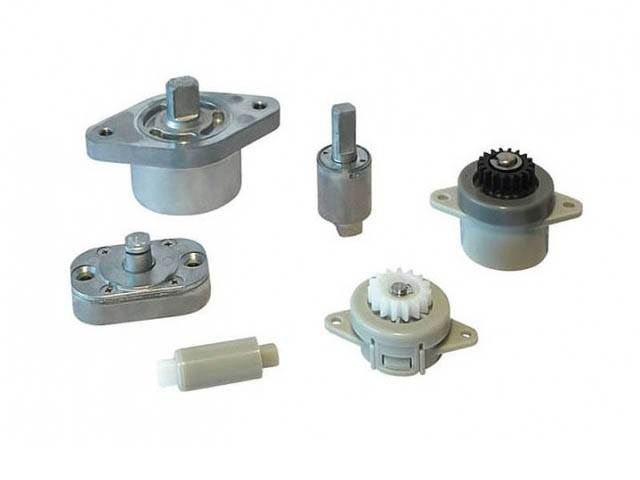 Rotary Dampers WRD