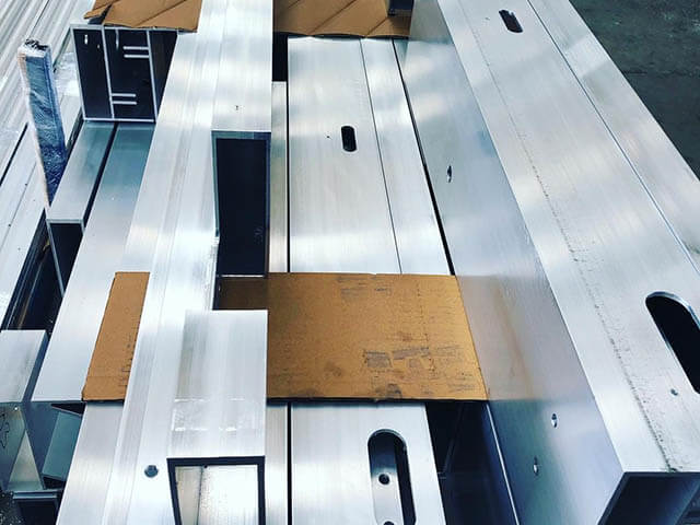 Media Sign Parts for Crossrail