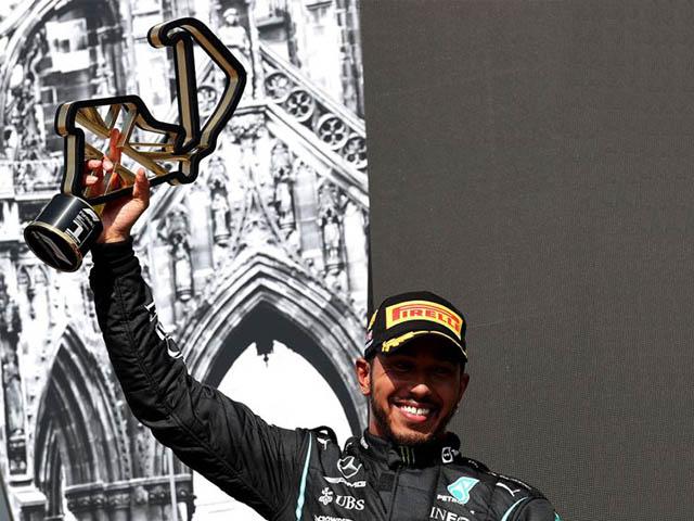 British Grand Prix Trophy